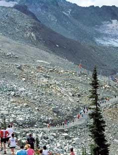 Salomon 5 Peaks Trail Running Series - Whistler Blackcomb.