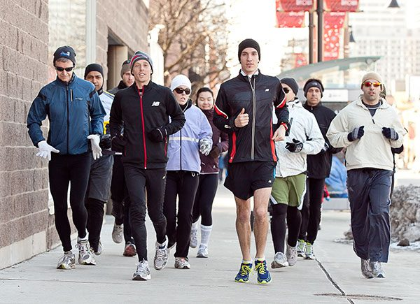 When you should keep running on tired legs - Canadian