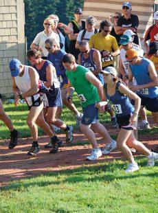 The 2011 Brookvale Ultra Trail Marathon Photo by Vicki Bryanton