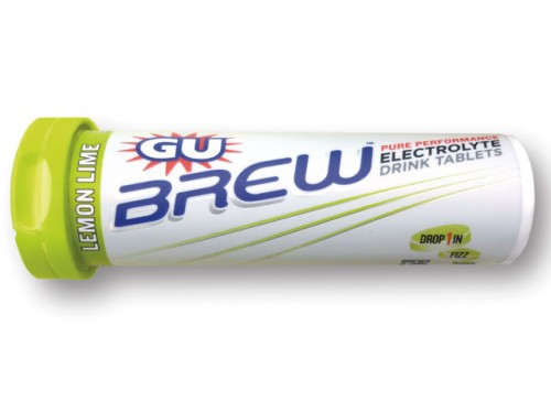 GU Brew Electrolyte Drink Tablet