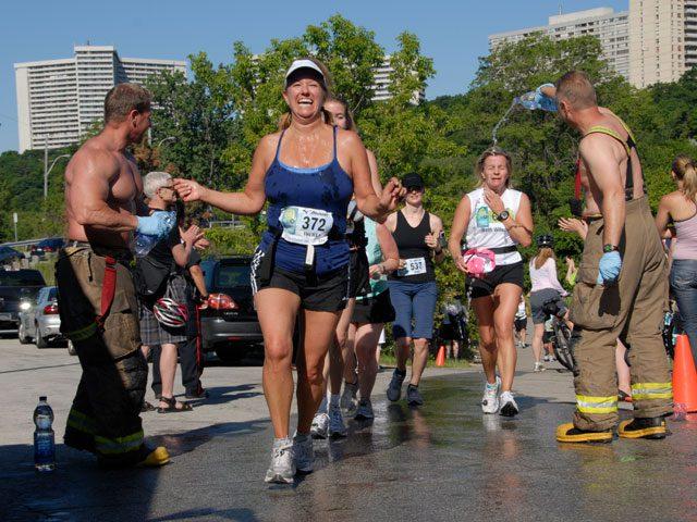Women's Running - The 2010 Toronto Women's Half Marathon