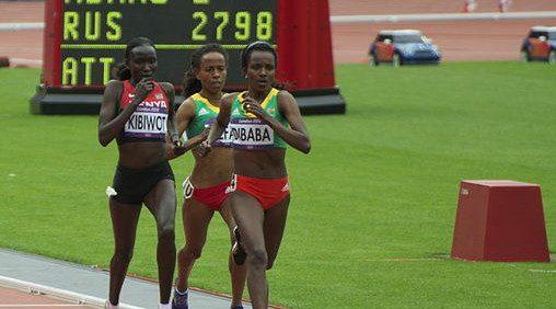 Tirunesh Dibaba will debut at the the 2014 London Marathon.