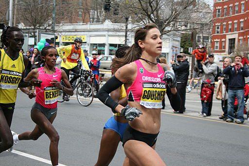 38611fd454acc Here s what happened to Kara Goucher at Houston - Canadian Running Magazine