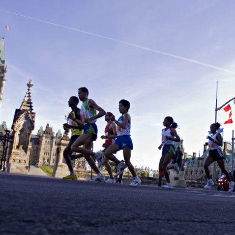 2008 Ottawa Marathon
