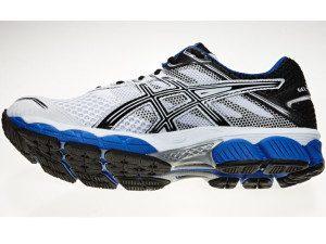 Fall running shoes - Asics Gel Cumulus 15
