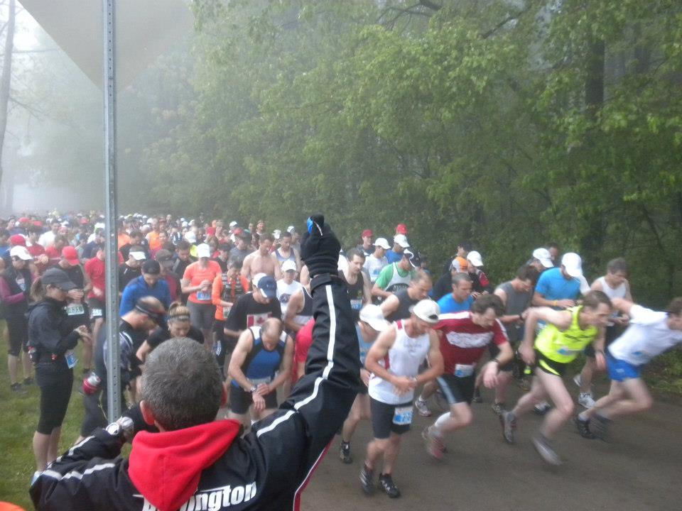 ultramarathon trail race