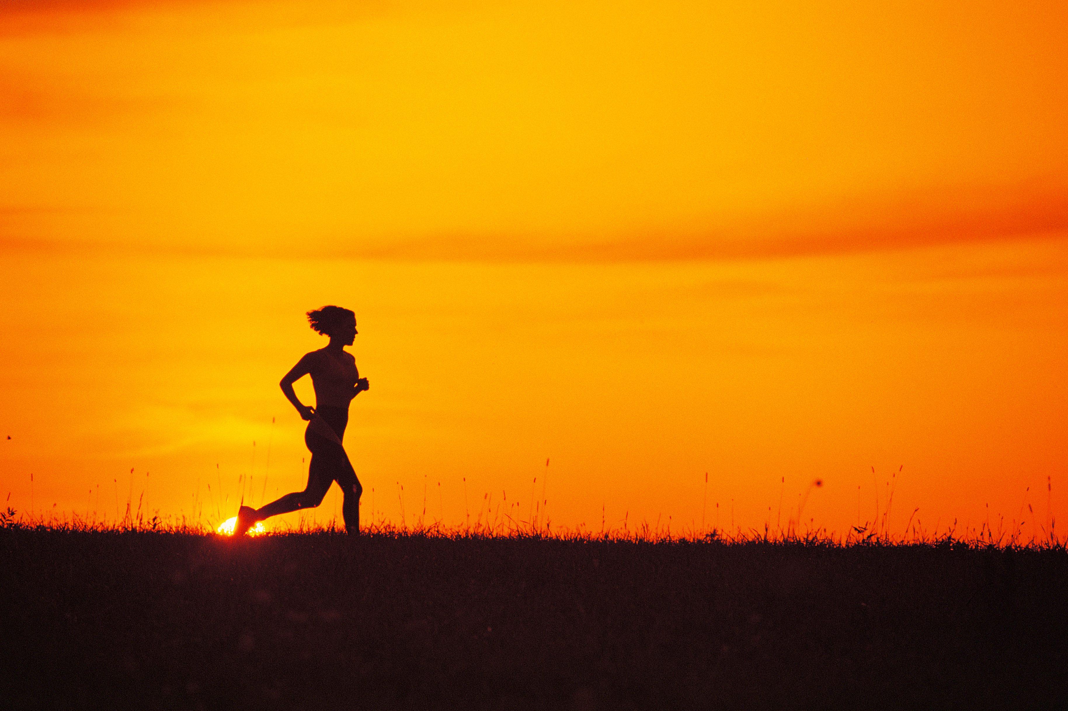 The morning runner tribe