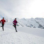 6 steps for running in snow