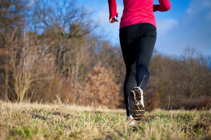 warm-up jog