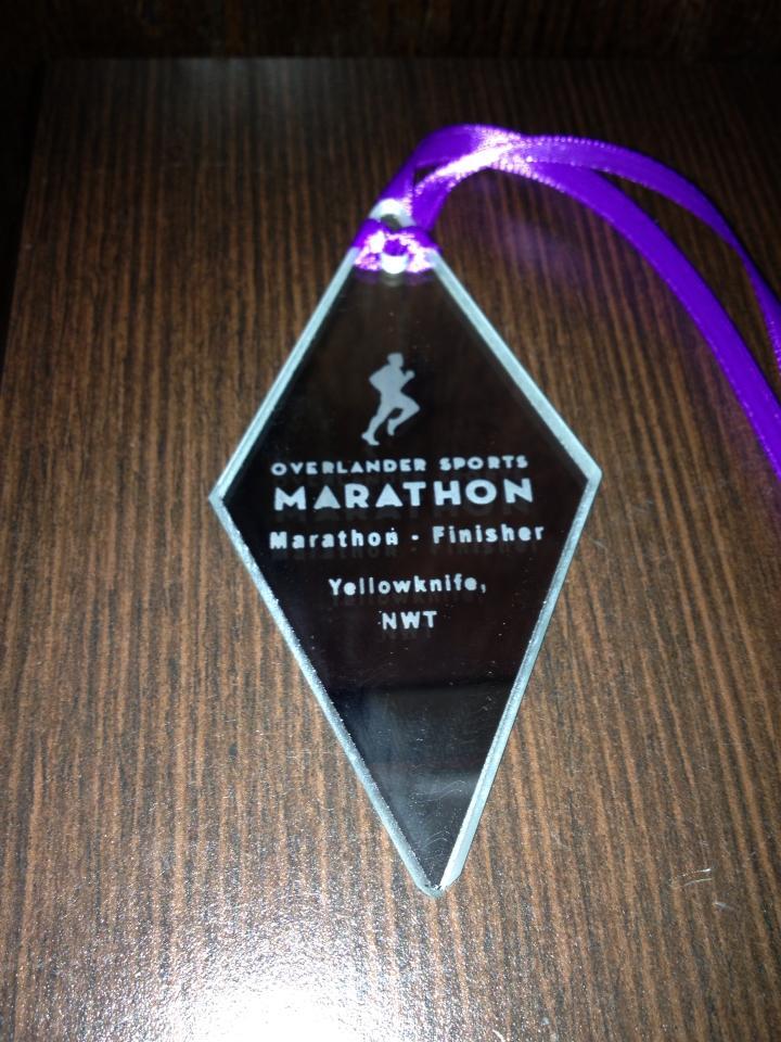 yellowknife marathon