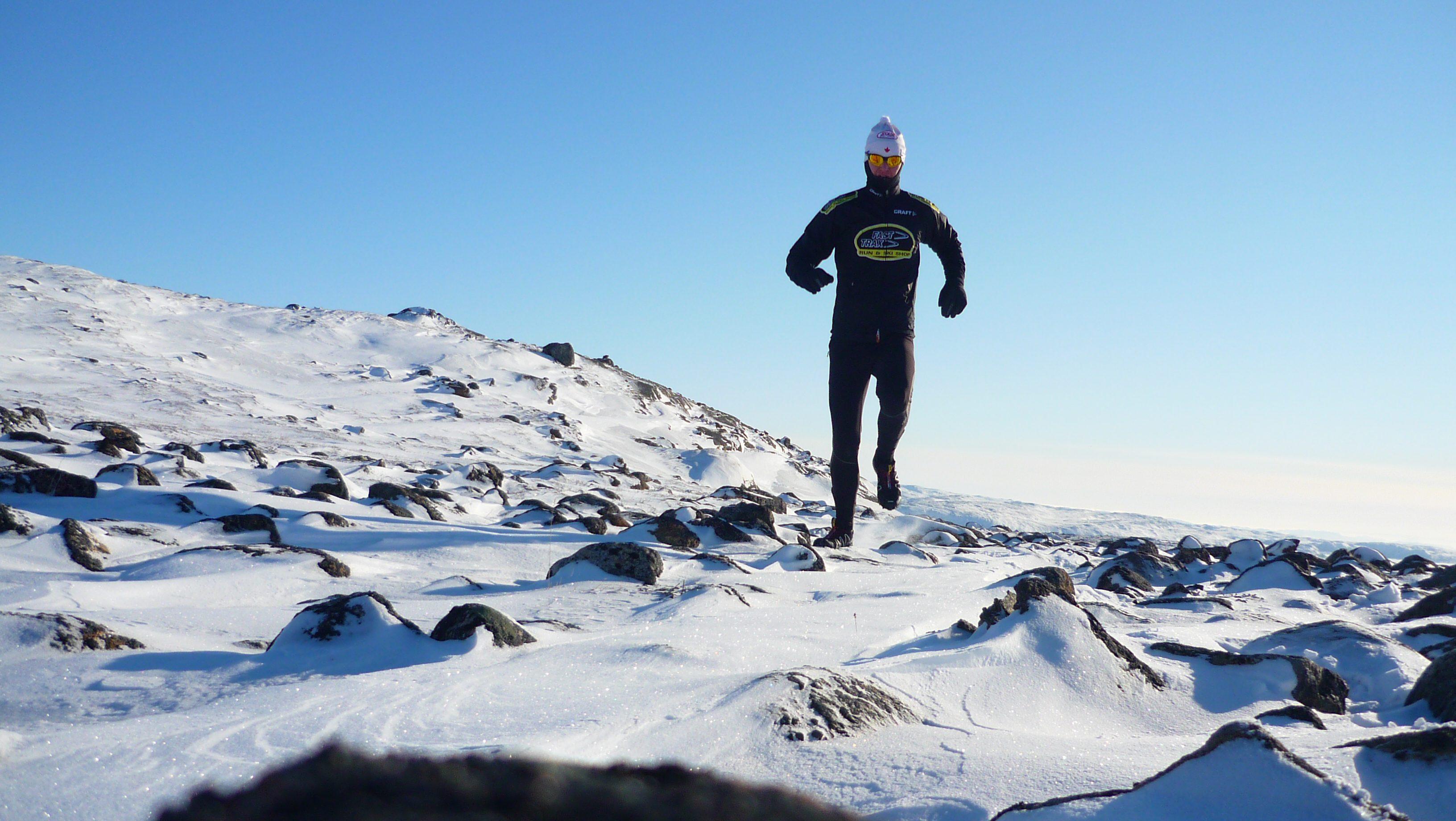 On the run in... Iqaluit, Nunavut - Canadian Running Magazine