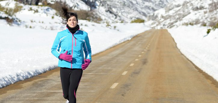 Winter tempo runs can be fun if you're prepared.