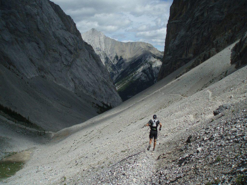 Cory Pass Trail Alberta