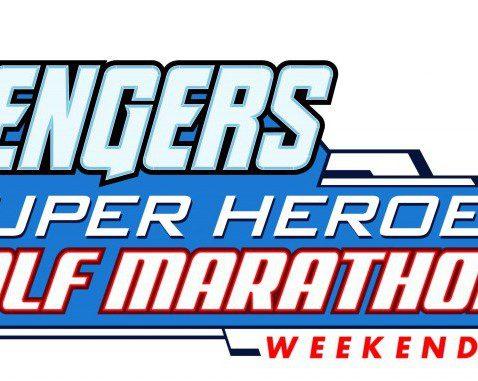 Super Heroes half-marathon