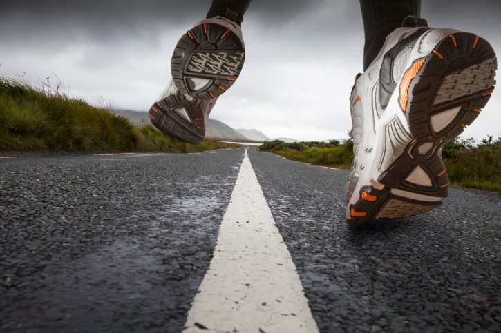 Pronation may not be a problem for most runners.