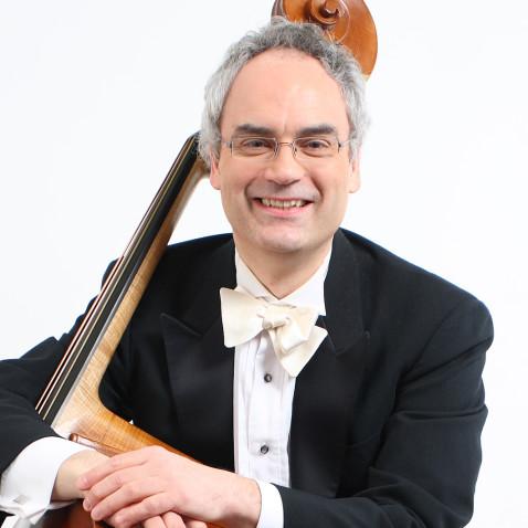 Max Kasper, Principal Bassist