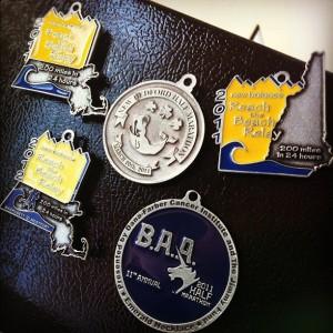 medal magnets