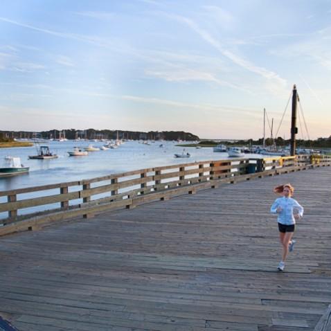 Cape Cod running