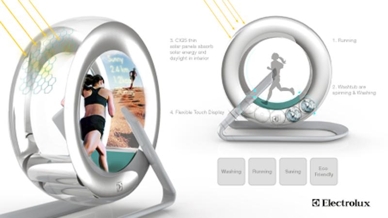 laundry treadmill