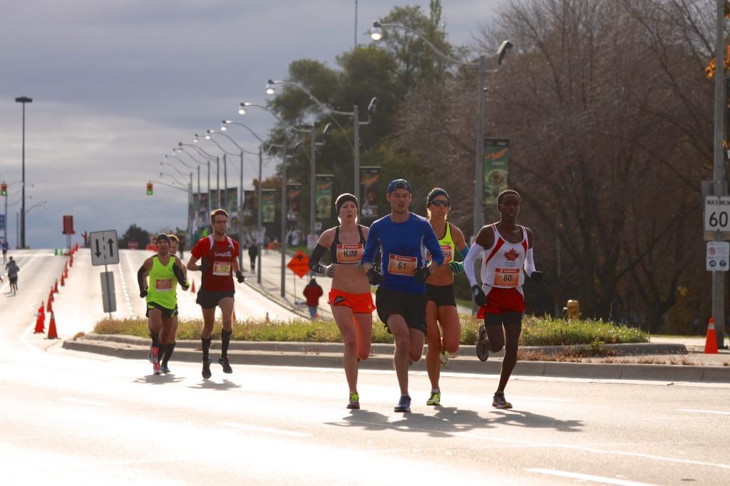 2014 Scotiabank Toronto Waterfront Marathon