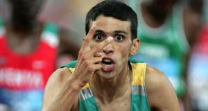 Hicham El Guerrouj Olympics 2004