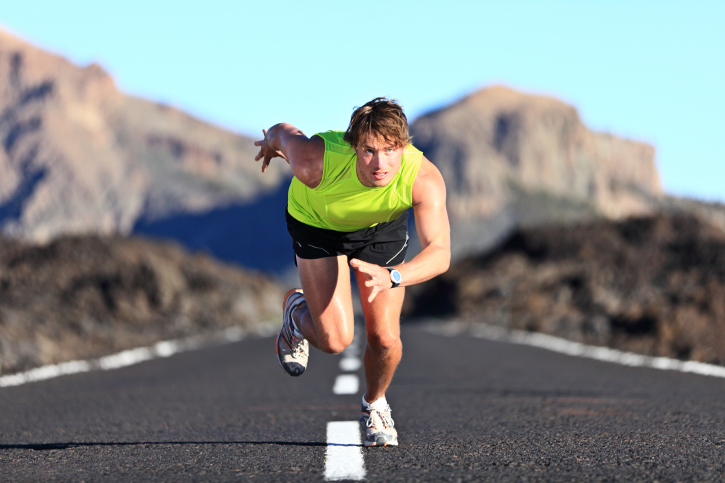 HIIT for runners: more benefit in less time