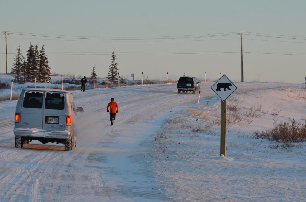 2014 Polar Bear Marathon