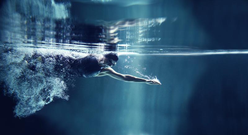 Swimming for cross-training