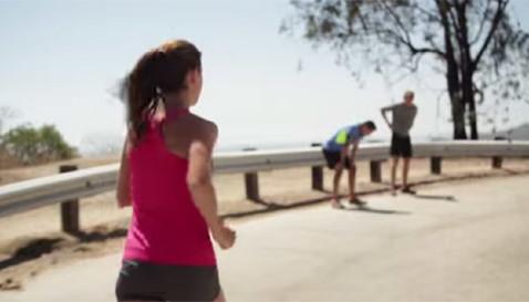 Kara Goucher Skechers commercial