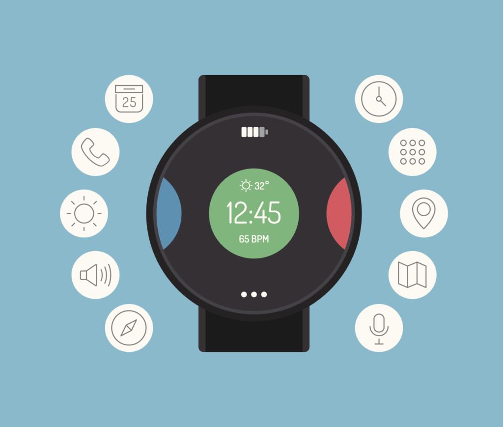 wearable tech watch