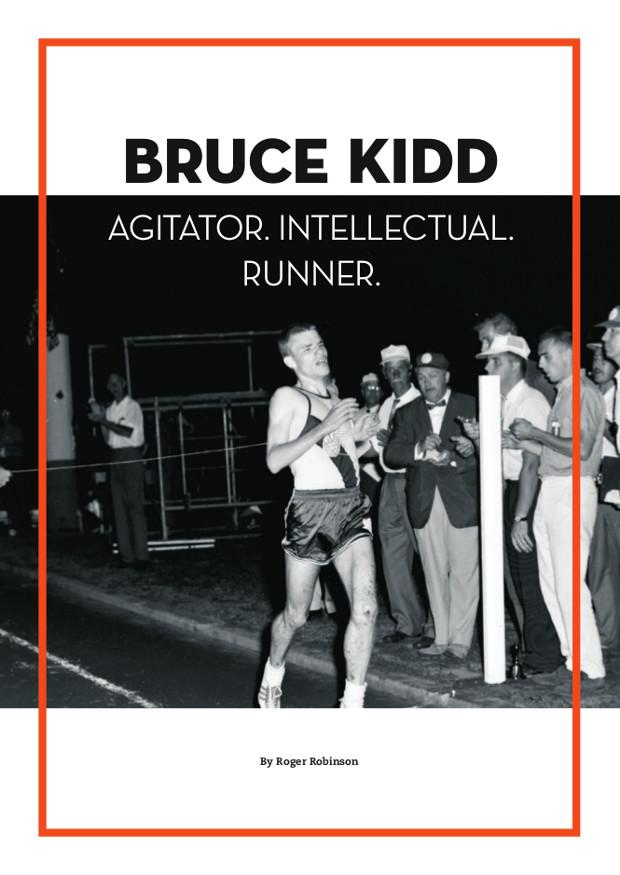 Bruce Kidd