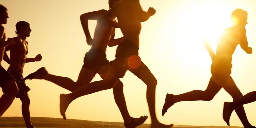Fartlek speed running training