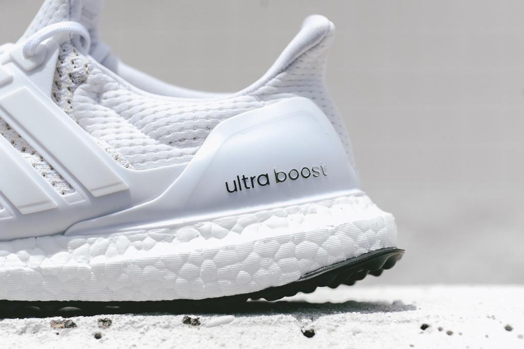 adidas boost bianche