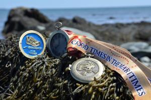 Maritime Race Weekend medal