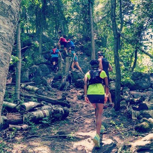 5 Peaks trail race