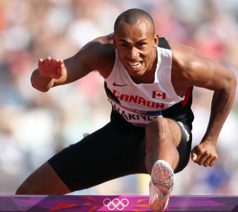 Damian Warner 2012 Olympics