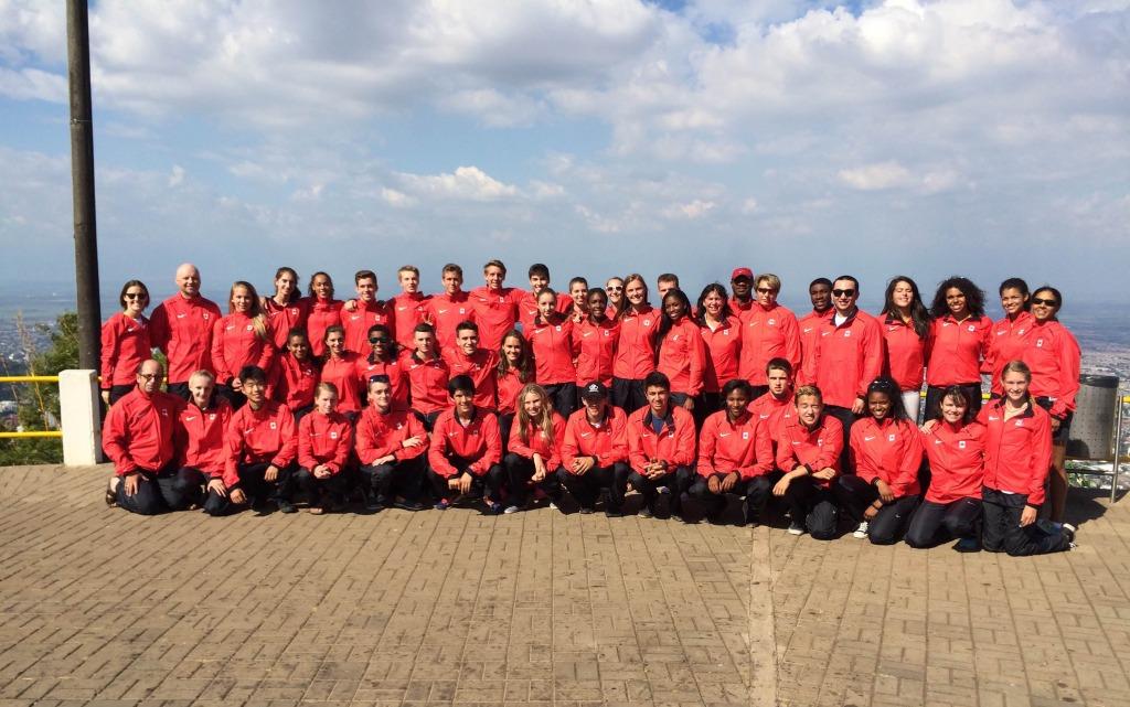 Canada World Youth 2015