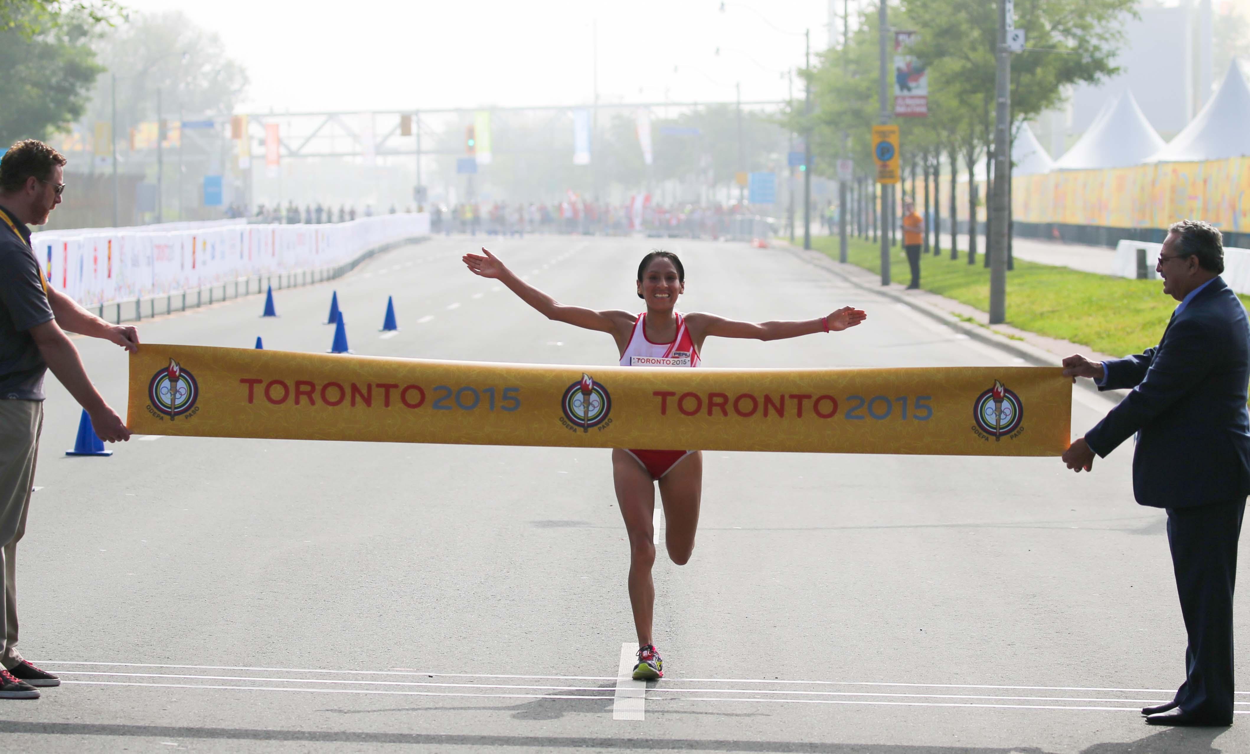 Gladys Tejeda doping