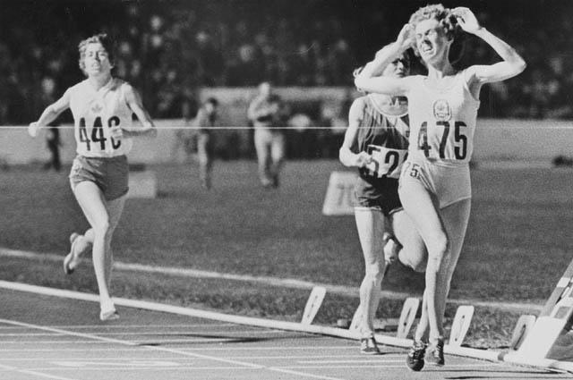 Olympic Sport Abigail