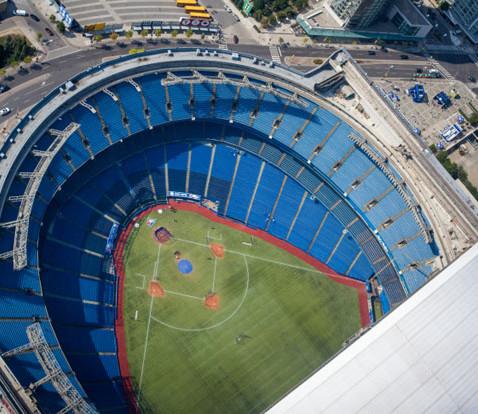 The Rogers Centre, Toronto