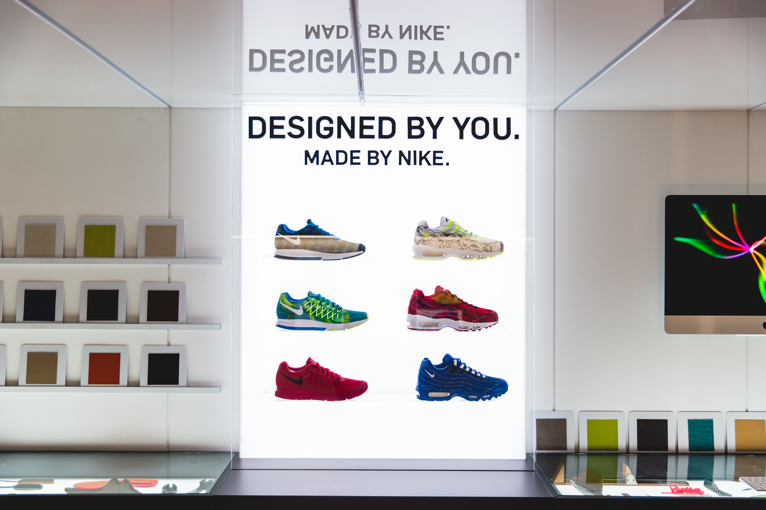 outlet store a9317 9049d Nike launches Canadian online store, NIKEiD custom shoes