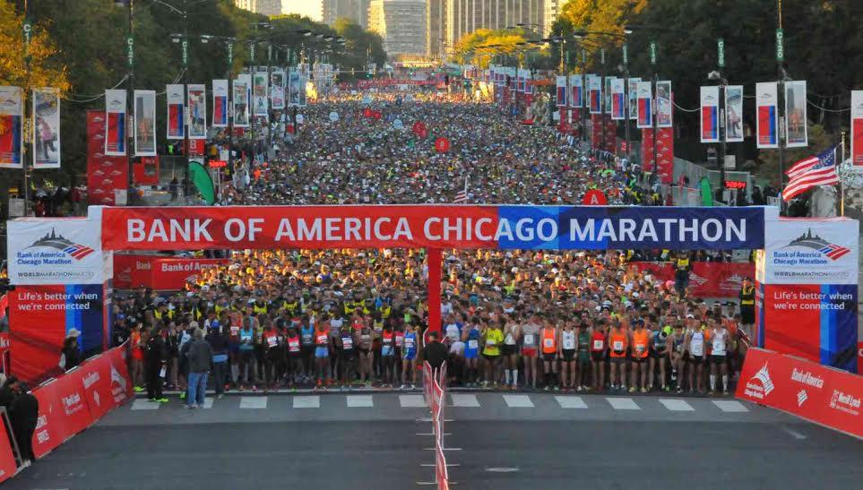 Tips for running the Chicago Marathon - Canadian Running