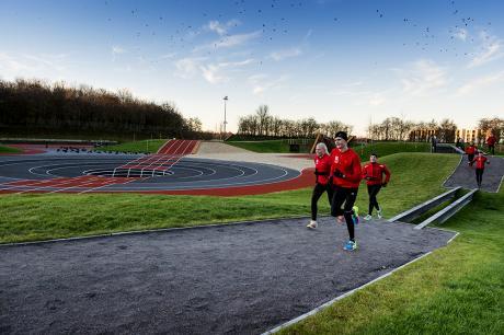Bizarre Track & Overgaard Arkitekter