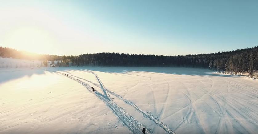 world's coldest ultras