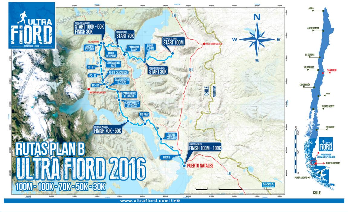 Ultra Fiord Map
