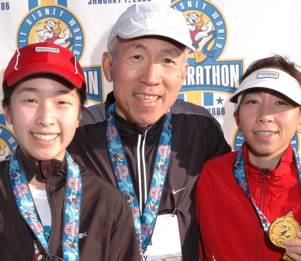 Ray Lim Runner