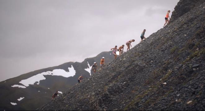 Mountain Marathon Race