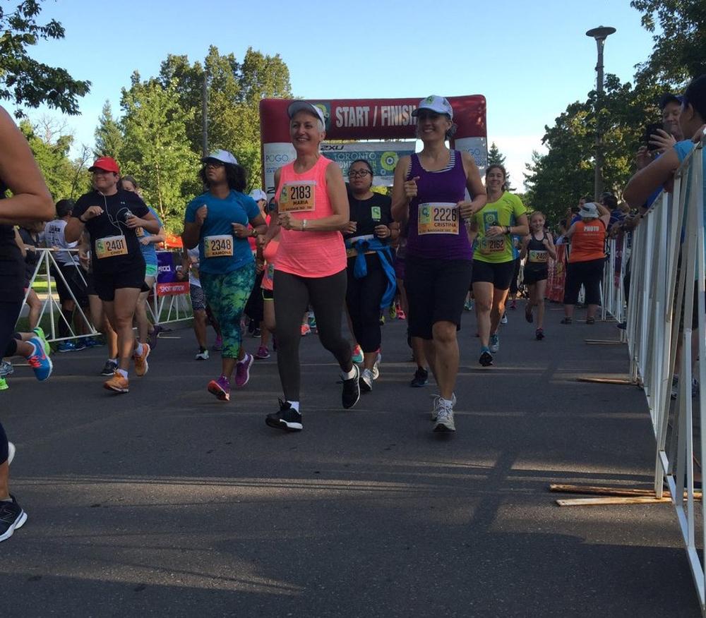 Toronto Women's 5K and 10K