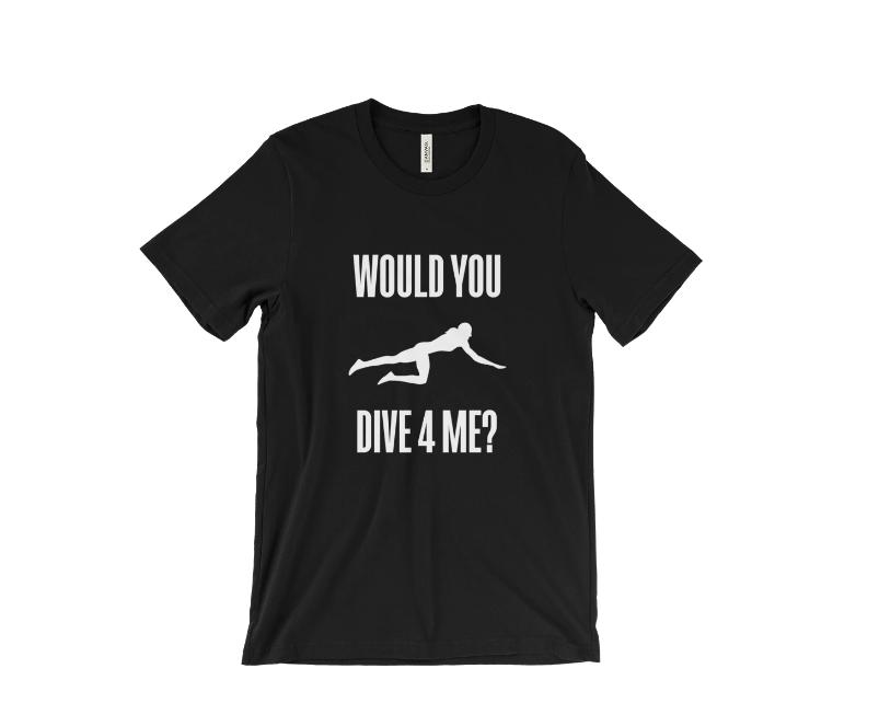 Dive_T-shirt
