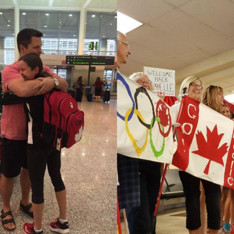 Canada's Olympians